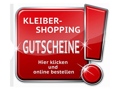 Kleiber Werksverkauf Gutscheine
