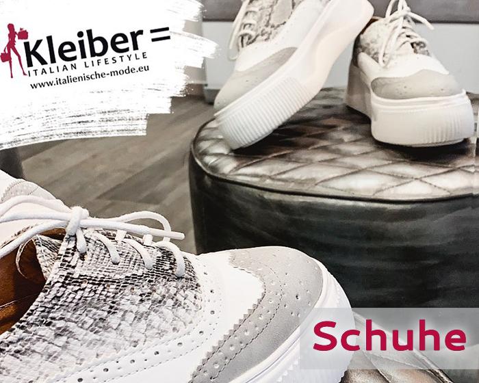 italienische Mode Schuhe 2020 a kleiber