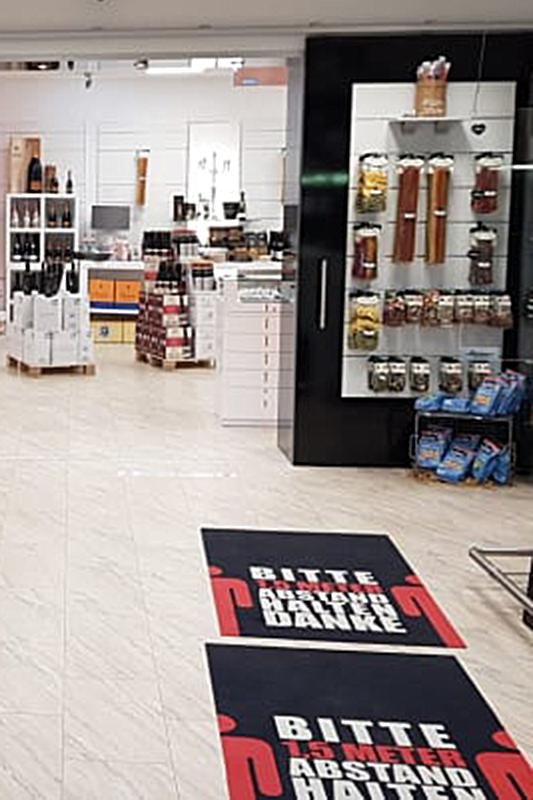 Kleiber Lebensmittel Getränke Kleiber Werksverkauf und italienische Mode 2