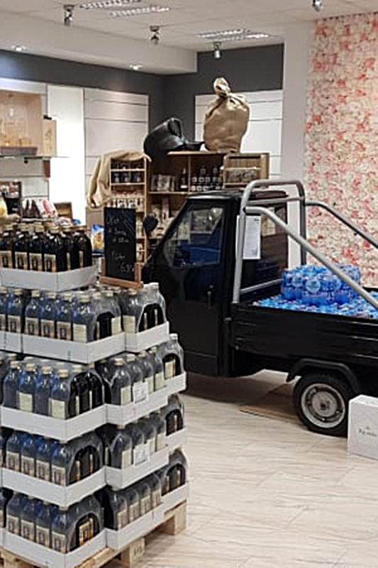 Kleiber Lebensmittel Getränke Kleiber Werksverkauf und italienische Mode 5
